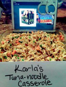 Da Angel Karla's Tuna Noodle Casserole